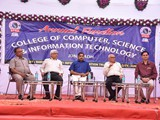 Dignitaries-Annual Function