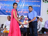 Prize Distribution by  Dr. D. G. Makadiasir