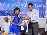 Prize Distribution by Dr. G. C. Bhimanisir
