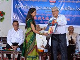 Prize Distribution by Dr. H. L. Kansagrasir