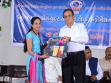 Prize Distribution by Guest