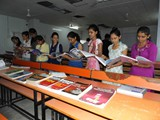 Library Day - Books Exhibitition